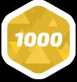 1,000 Combo